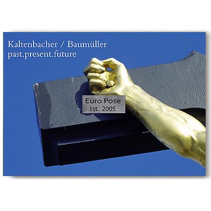 BAUMÜLLER/KALTENBACHER PAST.PRESENT.FUTURE